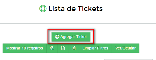 Crear ticket paso 1