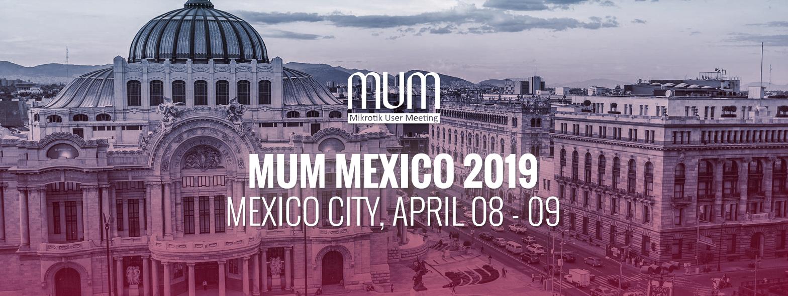 MUM Mexico 2019 - WispHub