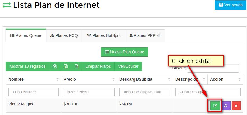 Mora Plan de Internet