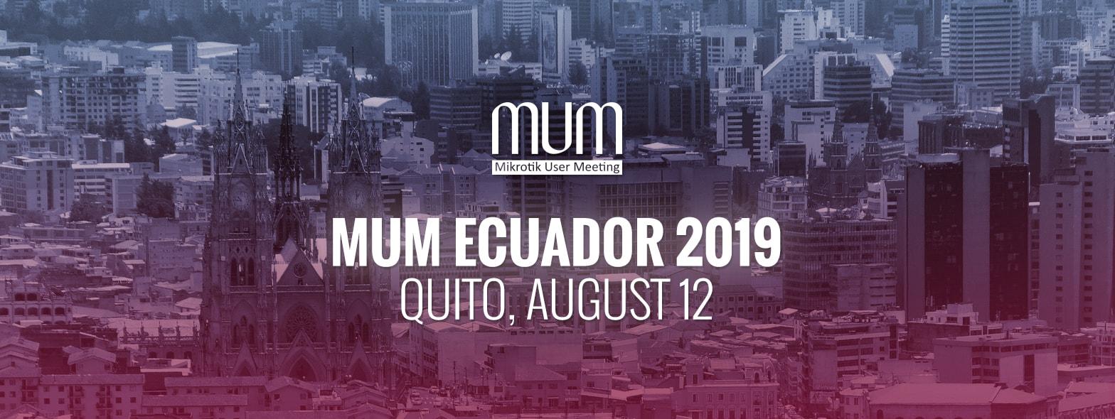 MUM Ecuador 2019 - WispHub