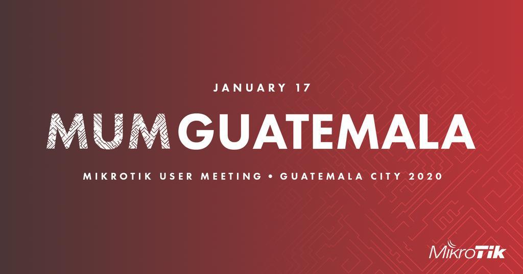 MUM Guatemala 2020 - WispHub